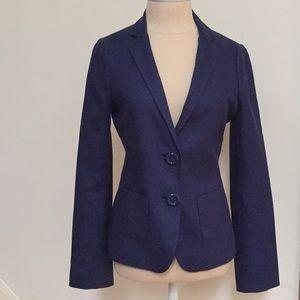 Kate Spade Navy Blazer Size 2